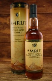 Amrut - Peated Indian Single Malt  Sample