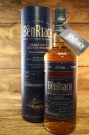 Benriach 2005/2016 PX Sherry Puncheon  54,4 % Exclusiv...