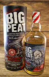 Big Peat Christmas Edition 2017  Cask Strenght 54,1 %...