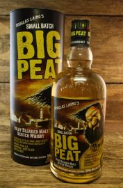 Big Peat - Islay Blended  Sample