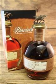 Blanton´s Straight from the Barrel 133,3 Proof  0,7 Liter