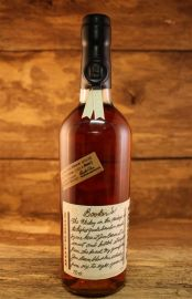 Bookers Bourbon  7 Jahre  62,5 % Sample