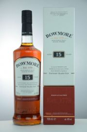 Bowmore 15 Jahre Sherry Cask 43 % 0,7 Liter