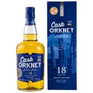 Cask Orkney 18 Jahre Single Malt Scotch  Whisky...