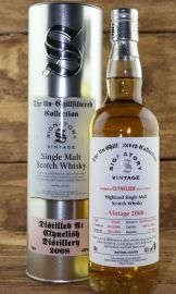Clynelish 2008/2018  10 Jahre First Fill Bourbon Barrel...
