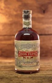 Don Papa Rum Sample