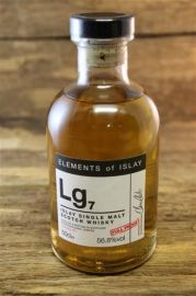 Elements of Islay Lg7  Islay Single Malt Scotch Whisky...