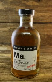 Elements of Islay Ma1 - Bunnahabhain 54,2%  0,5 Liter