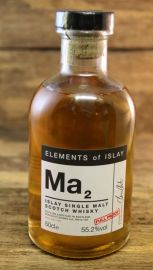 Elements of Islay Ma2  Bunnahabhain 55,2%  0,5 Liter