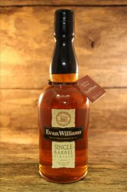 Evan Williams Single Barrel Vintage 2004 -  10 Jahre Sample