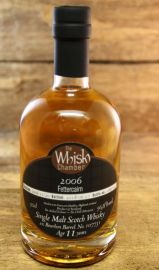Fettercairn 2006 11 Jahre Bourbon Barrel 56,8%  The...