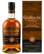 Glenallachie 12 Jahre PX Wood Finish 48 %  0,,7 Liter
