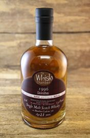 Glenrothes 1996  21 Jahre  Bourbon Cask 53,%  The Whisky...