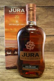 Isle of Jura  Diurachs Own  16 Jahre  Sample