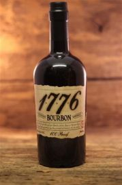 James E. Pepper 1776 Bourbon Sample