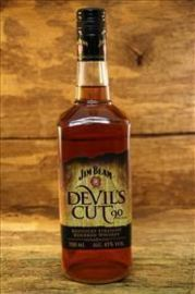 Jim Beam - Devils Cut - 6 Jahre Sample