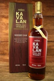 Kavalan Ex Sherry Oak 46 %  Sample
