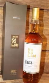 Kavalan Solist Bourbon Cask Sample