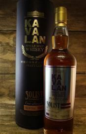 Kavalan Solist Peaty Cask 50,8 % Sample