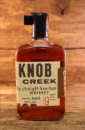 Knob Creek  9 Jahre 50 % Sample