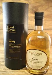 Ledaig 10 Jahre Bourbon Barrel 59,3 %  Best Dram  Sample