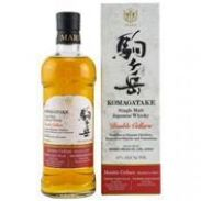 Mars Komagatake Double Cellars 2019 Japanese Single Malt...