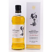 Mars Komagatake Japanese Single Malt Whisky 48 %  0,7 Liter