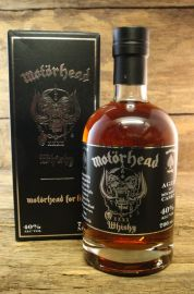 Motörhead Whisky Böurbon Cask & Oloroso Finish Batch VII...