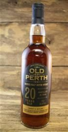 Old Perth 20 Jahre Blended Malt Scotch Whisky 55,4,% 0,7...