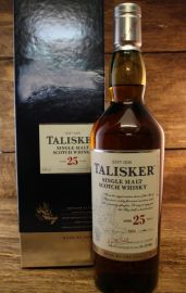Talisker  25  Jahre Limited Edition 2014