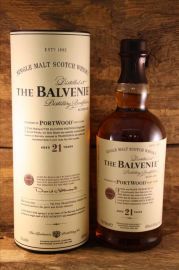 The Balvenie - Port Wood - 21 Jahre Sample