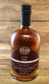Tomatin 11 Jahre PX Sherry Barrel 56,3 % -  The Whisky...