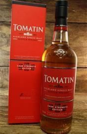 Tomatin Cask Strenght Edition 57,5 % 0,7 Liter