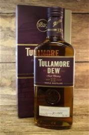 Tullamore Dew 12 Jahre Special Reserve 40 % 0,7 Liter