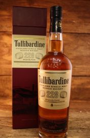 Tullibardine 228  Burgundy Finish 43 %  Sample