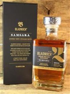Bladnoch   Samsara  Lowland Single Malt  46,7 %   Sample