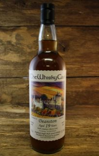 Deanston 19 Jahre PX Sherry Cask  55,1 %  The Whisky Cask 0,7 LIter