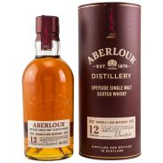 Aberlour  Double Cask Matured  12 Jahre 40%  0,7 Liter