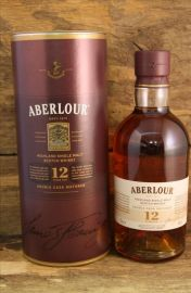 Aberlour - Double Cask Matured  12 Jahre 40%  0,7 Liter