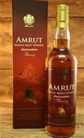 Amrut Intermediate Sherry Limited Edition 57,1 % 0,7 Liter