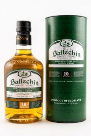 Ballechin 10 Jahre  Bourbon Cask Heavily Peated 46 %  0,7...