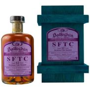 Ballechin Straight from the Cask 12 Jahre Bordeaux Cask...