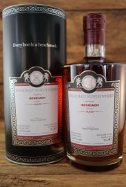 Benriach 2008/2019 Sherry Hogshead 53,9 % Malts of...