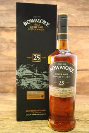Bowmore 25 Jahre Small Batch Release 43 %  0,7 Liter