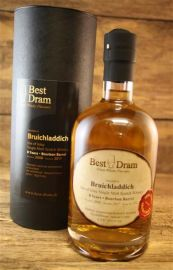 Bruichladdich 8 Jahre First Fill  Bourbon Barrel 55,9 %...