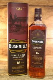 Bushmills Three Woods 16 Jahre 40 % 0,7 Liter  Limited...