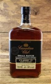 Canadian Club Classic 12 Jahre 40 % 0,7 Liter