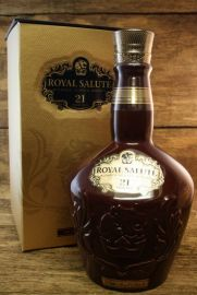 Chivas Regal - Royal Salute - 21 Jahre 0,7 Liter
