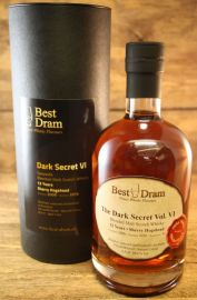 Dark Secret Vol VI 12 Jahre Sherry Hogshead  58,9 %  Best...