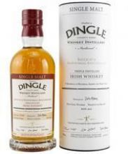 Dingle Irish Single Malt Whiskey Batch 4  46,5 % 0,7 Liter
